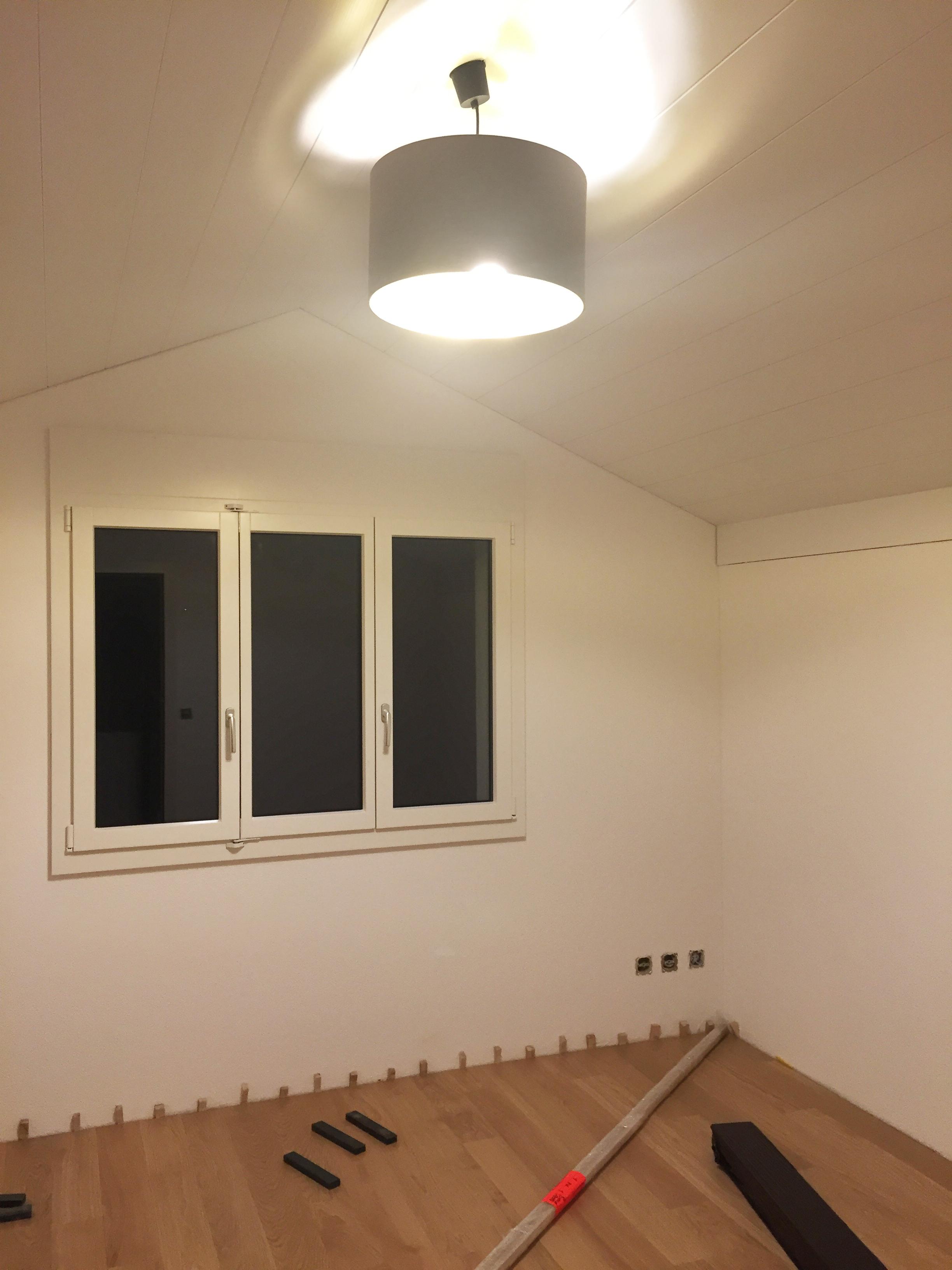 Bauleitung Zimmerausbau in Goldau Bild 4