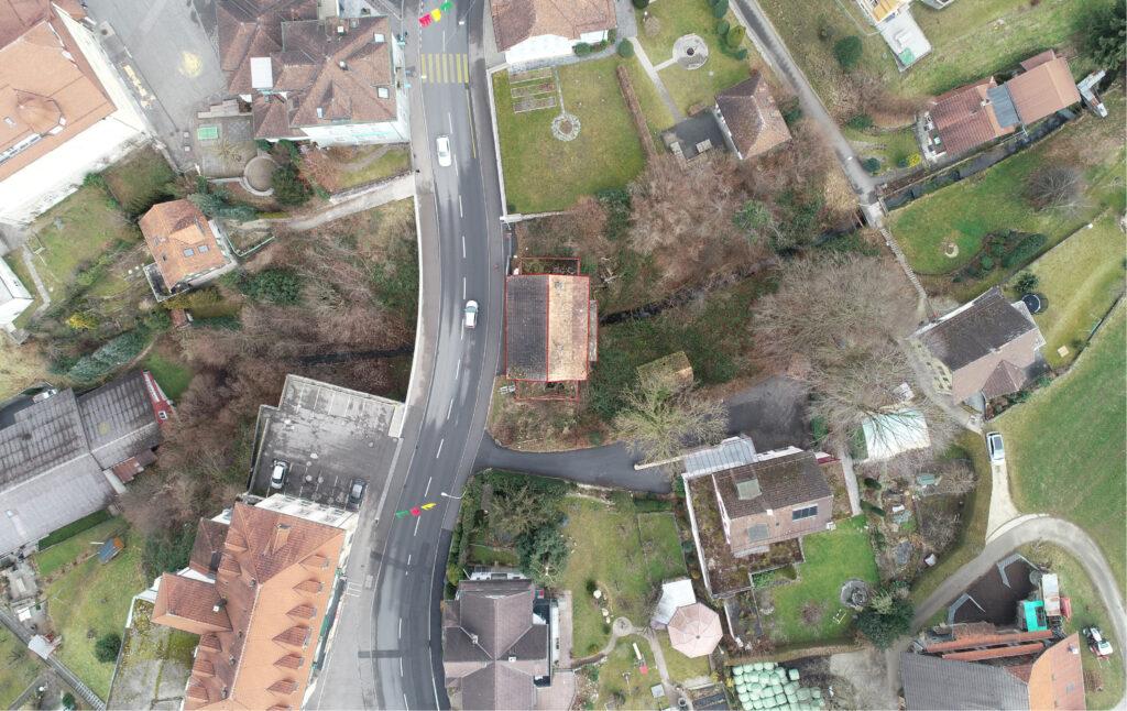 5-Drohne von oben