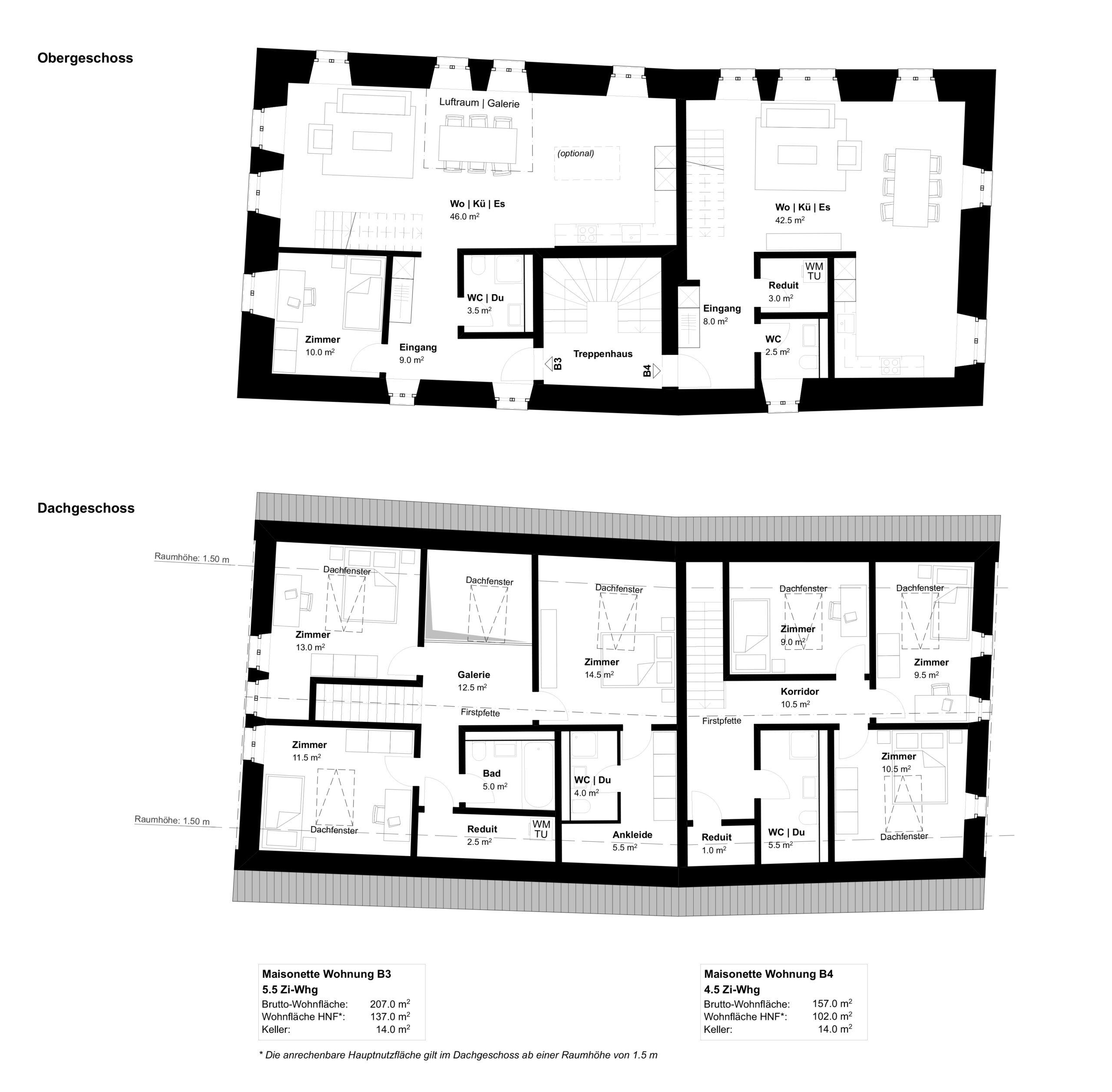 Neubau MFH Kellermatt 2a in Kaisten