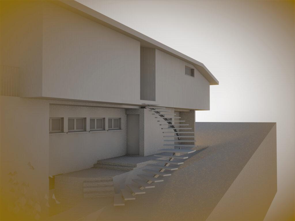 Idee 1 Treppe